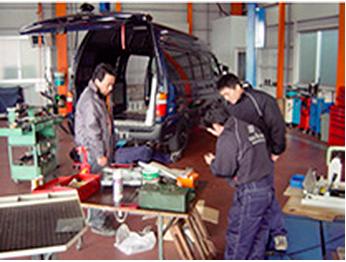 福祉車両の車検・整備・修理・メンテナンス